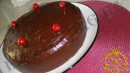 Кулинарные рецепты с фото - Торт Пьяная вишня, Фото 16