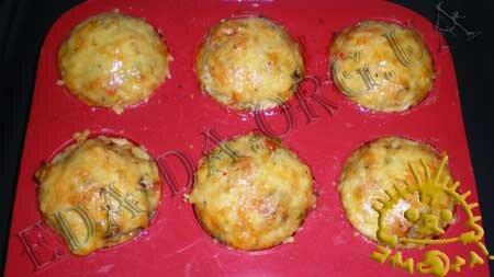 Кулинарные рецепты блюд с фото - Корзиночки с грибами и овощами, пошаговое фото 16