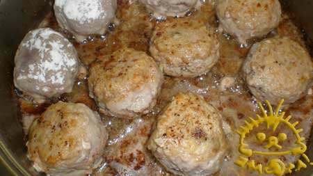 Кулинарный мастер класс - Тефтели с сюрпризом, шаг 10