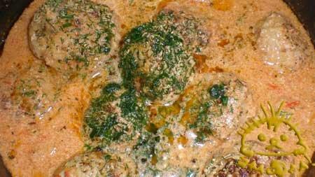 Кулинарный мастер класс - Тефтели с сюрпризом, шаг 16