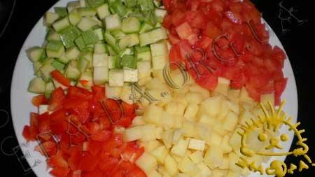 Кулинарные рецепты с фото - Овощной суп с чечевицей, Фото 1