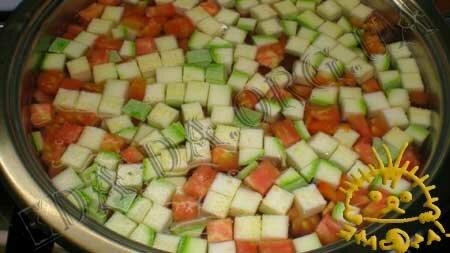 Кулинарные рецепты с фото - Овощной суп с чечевицей, Фото 2