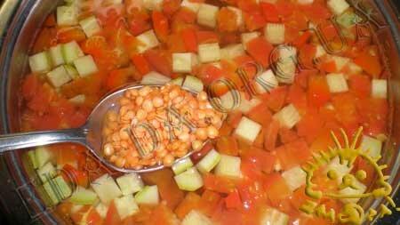 Кулинарные рецепты с фото - Овощной суп с чечевицей, Фото 4