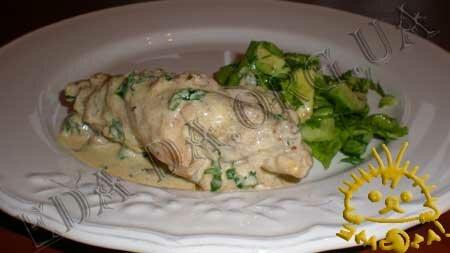 Кулинарные рецепты блюд с фото - Кролик в горчично-сливочном соусе, пошаговое фото 14