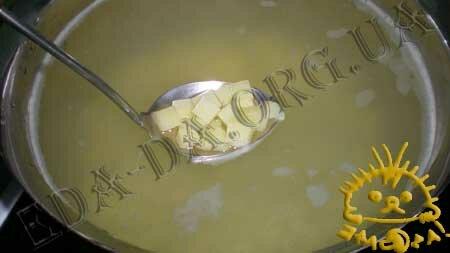 Кулинарные рецепты с фото - Постный борщ с консервированной рыбой и фасолью, Фото 1