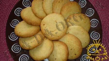 Кулинарные рецепты блюд с фото - Печенье Сахарное, Фото 6
