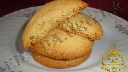 Кулинарные рецепты блюд с фото - Печенье Сахарное. Нажать для увеличения.