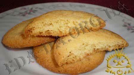 Кулинарные рецепты блюд с фото - Печенье Сахарное, Фото 7