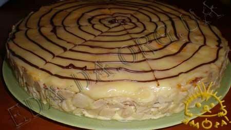Кулинарные рецепты блюд с фото - Торт Эстерхази 2, пошаговое фото 24